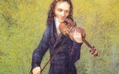 Paganini vs violino: la cronaca di un imprevisto finito bene e come puoi farne tesoro nella tua vita.