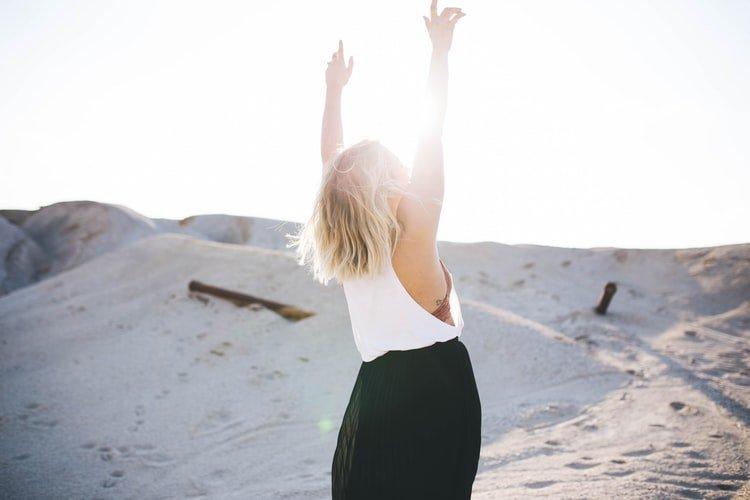 7 semplici modi per amare te stessa