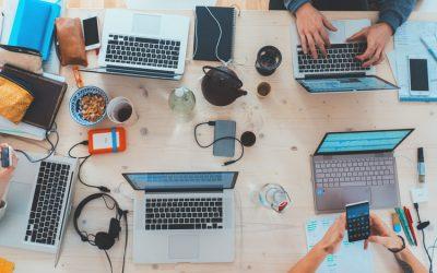 Cinque consigli utili per essere più produttivi sul lavoro.